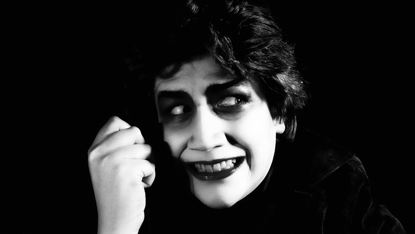 The Man Who Laughs (2021)
